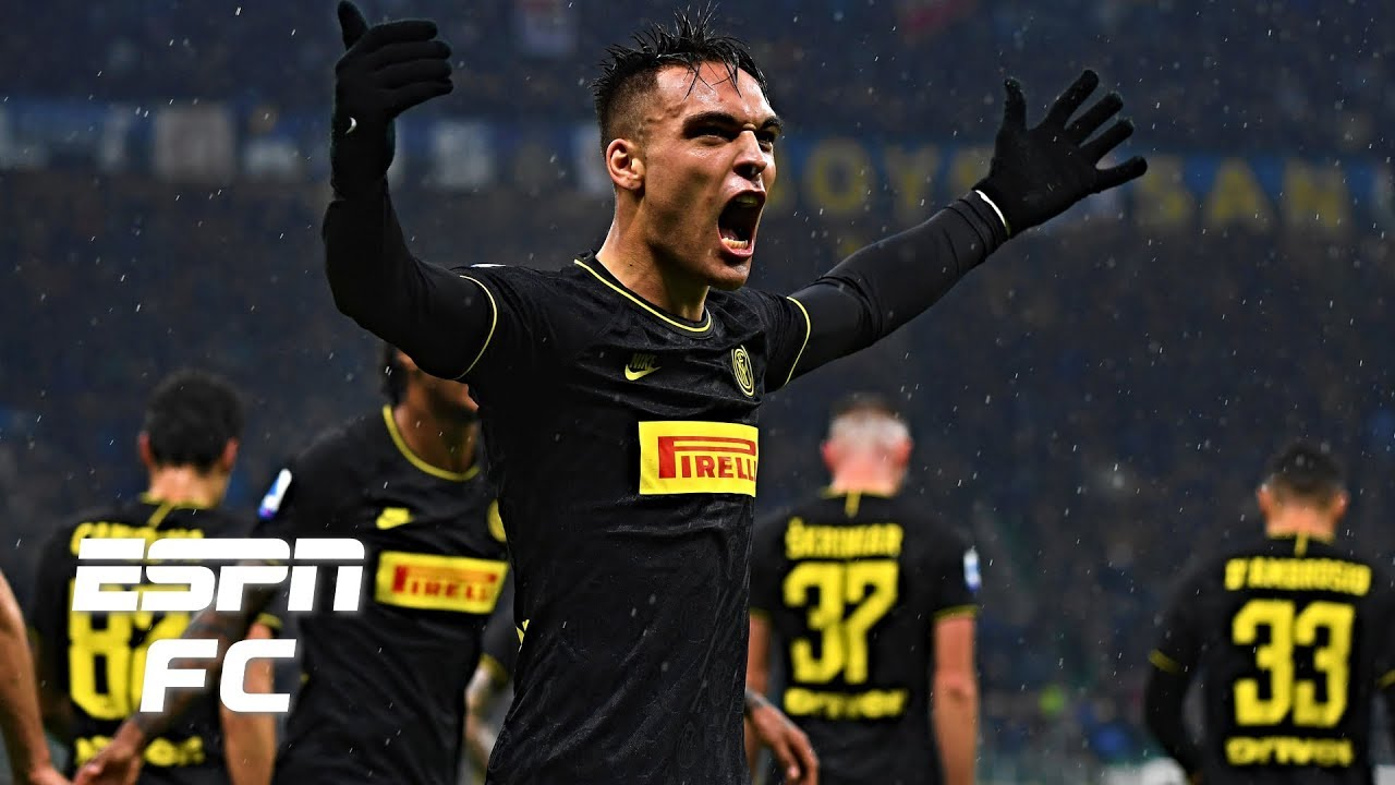 Lautaro Martinez Sends Inter Milan To The Top Of Serie A