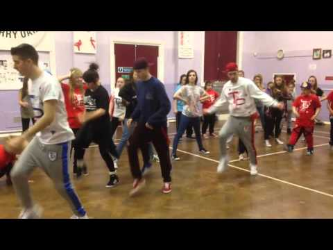 Street Beatz Twist n Pulse Workshop January 2014