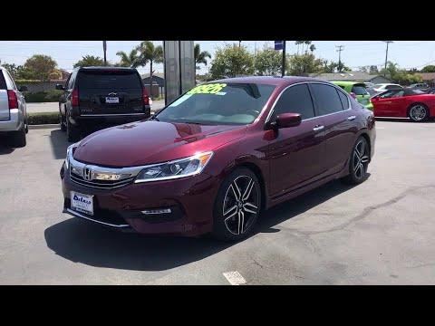 2017 Honda Accord Sedan Huntington Beach, Costa Mesa, Orange, Irvine, Fountain Valley, CA 44015