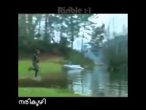 Walk on water! funny video