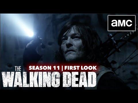 The Walking Dead: Season 11 First Official Sneak Peek