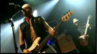 TURBONEGRO - Wasted Again ! Nov. 2012 Rockpalast [HDadv]
