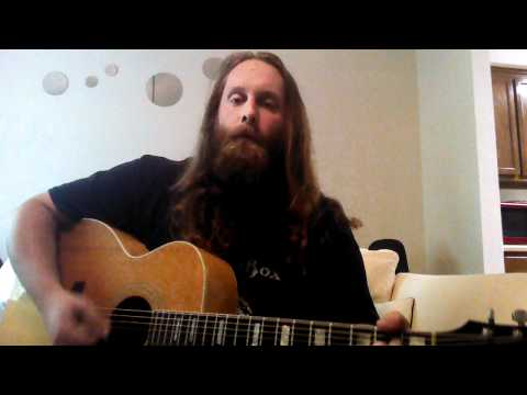 Drinking and Dreaming - Waylon Jennings cover