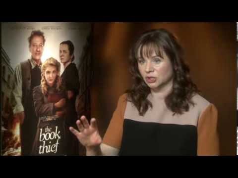 The Book Thief: Brian Percival and Emily Watson