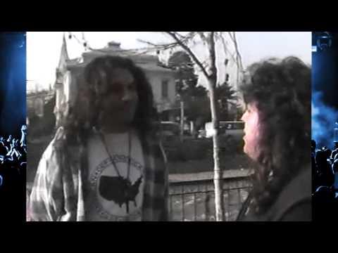#MonsterOfRock94 - Tom Araya(Slayer) y Juan Alvarez(Panzer)