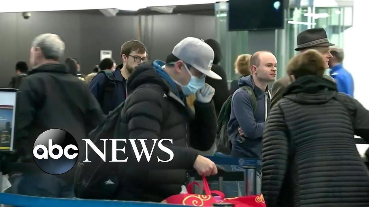 First Coronavirus Case Confirmed in New York