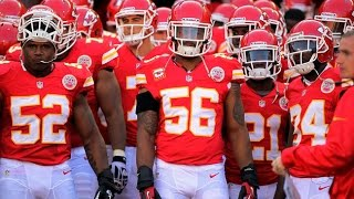 Kansas City Chiefs HD 2015 Pump Up