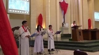 PASSIO Kisah Sengsara Yesus Kristus - Damian Alma JUMAT AGUNG - Gereja Kebon Dalem Semarang