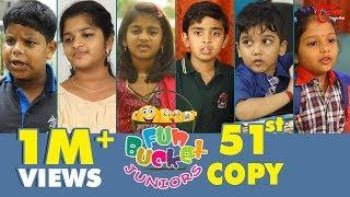 Fun Bucket JUNIORS | Episode 54 | Kids Funny Videos | Comedy Web Series | By Sai Teja - TeluguOne