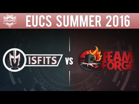 MSF vs 4G, Game 1 - EU CS 2016 Summer W1 - Misfits vs Team Forge