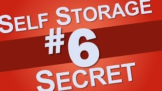Consider THIS when choosing climate controlled storage unit size for you.