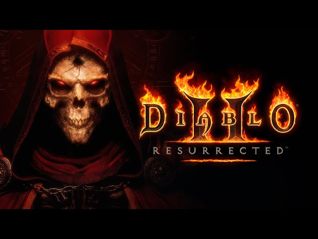 Diablo II Resurrected [Amazon Class] [Technical Alpha] [1440p] [Ultrawide] - Gameplay PC