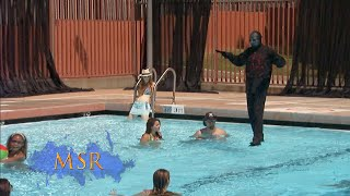 Download Video HOLY TRICK! MAGICIAN WALKS ON WATER! MP3 3GP MP4