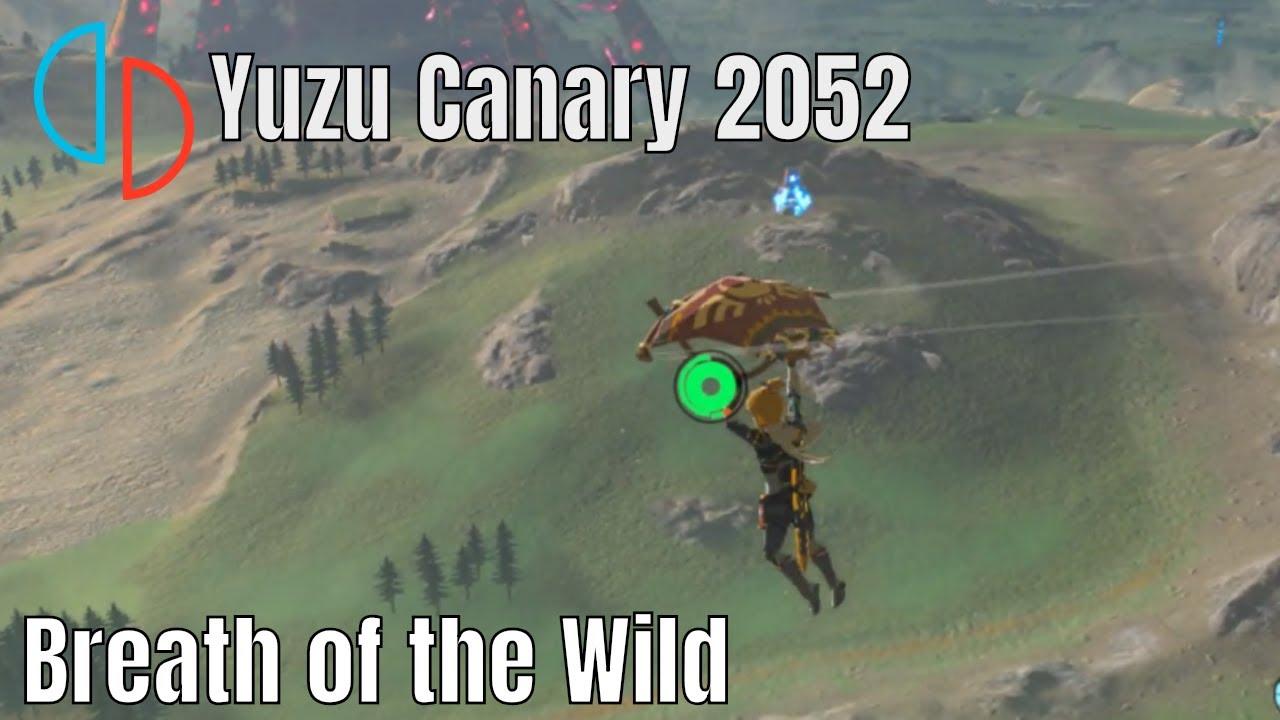 Hackers Succeed Emulating The Legend Of Zelda: Breath of The