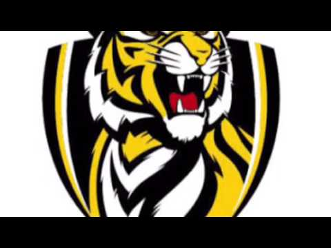 AFL Richmond Tigers Club Song
