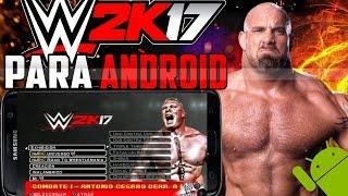 Descarga WWE 2K17 Para Android - MOD - PPSSPP