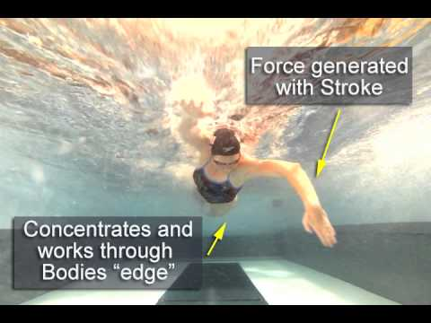 Swimming Freestyle 101: Rotation part 1