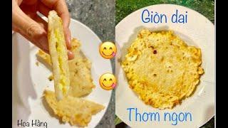 Cách làm bánh bột sắn dây nhân đỗ giòn dai thơm ngon đặc biệt