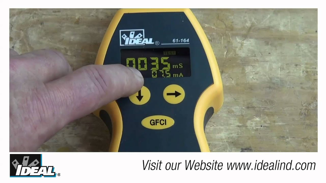 BEHA Unitest Circuit Receptacle Tester With GFI  Used ** 5 AVAILABLE**