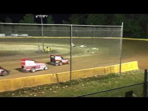 Feature win! Hamlin Speedway 6/1/19