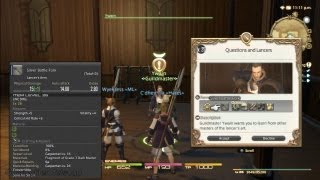 PS3 - Final Fantasy XIV: A Realm Reborn gameplay (part 34) [HD]