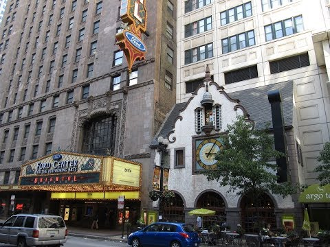 Places to see in ( Chicago - USA ) Oriental Theatre