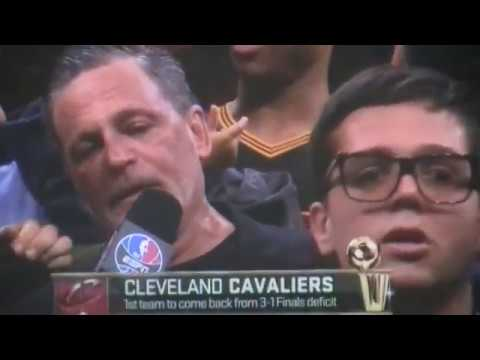 Cleveland Cavaliers - Larry O