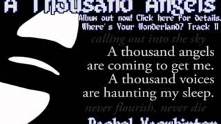 A Thousand Angels (With Lyrics!) - Rachel Macwhirter