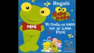 SAPO PEPE VIDEO