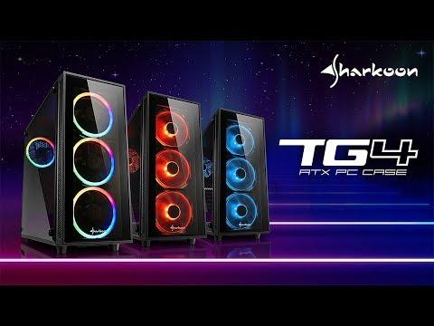 Sharkoon TG4 ATX PC Gehäuse