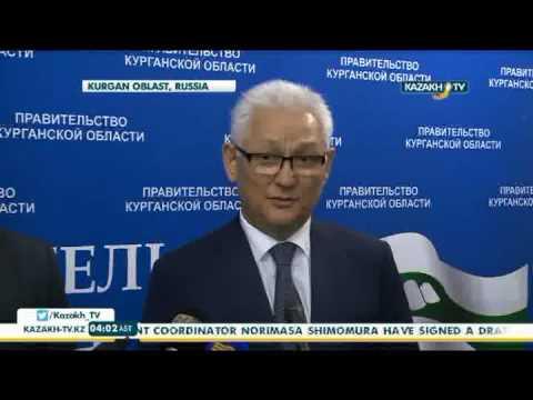 Kazakhstan Russia   cross border cooperation