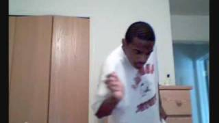 MAD THAD DANCING TO GET SILLY