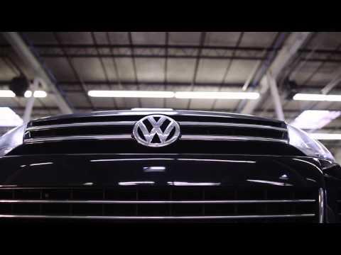 Certified Volkswagen Auto Body Repair Shop