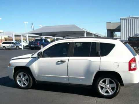 2007 Jeep Compass 4wd 4dr Sport Youtube