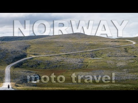 Norway moto travel - BMW F800GS & HondaVFR1200
