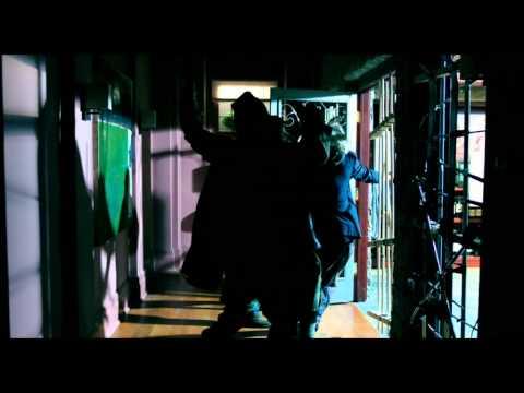 Get Hard (2015) Prison Riot