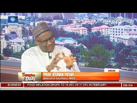I Was Suspended Because I Wanted To Know The Right Thing - NHIS Boss |Sunrise Daily|