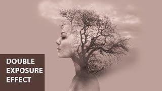 photoshop tutorial - Double Exposure Photoshop Tutorial in Urdu & Hindi