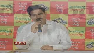 TDP Leader Devineni Uma Press Meet | ABN Telugu