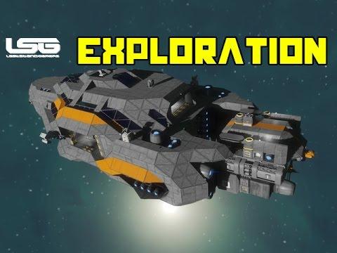 Space Engineers - Long Range Exploration