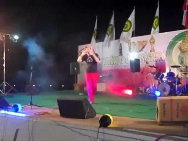 Antithesis Plays Sittwe Pagoda Festival in Burma (Myanmar)