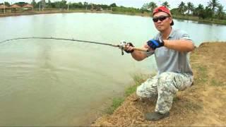 Popping 50KG Arapaima Lure Fishing Thailand By BKKGUY
