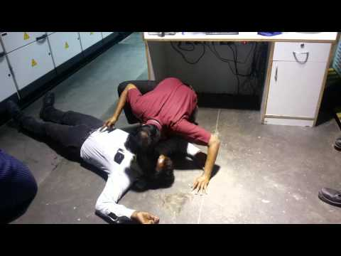 TATA COMMUNICATION AMBATTUR-CPR PRACTICAL TRANING
