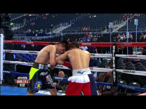 Full Fight   Joshua FRANCO vs. Brian BAZAN - Undercard Live Stream