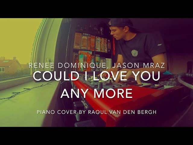Could I Love You Any More (feat. Jason Mraz) - Reneé Dominique (Piano Cover + Sheets)