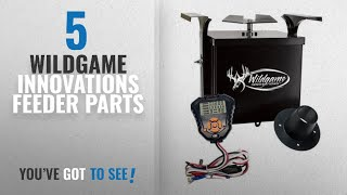 Top 10 Wildgame Innovations Feeder Parts [2018]: Wildgame Digital Power Control Unit 6 Volts Model