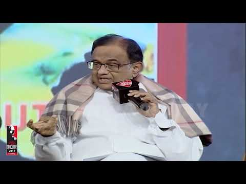 Rythu Bandhu Scheme Only Benefits The Land Owners : Former Minister P Chidambaram | IT Conclave 2019