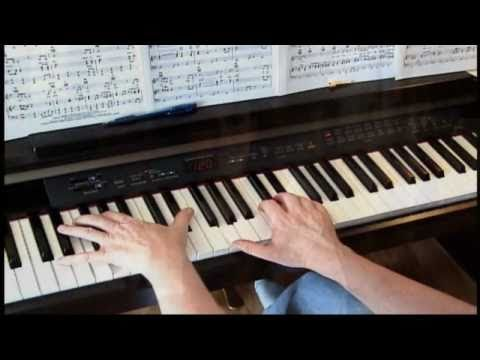 What A Feeling - Flashdance - Piano -