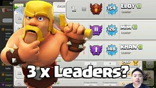 3 x Leaders in a Clan Bug - Clash of Clans 132