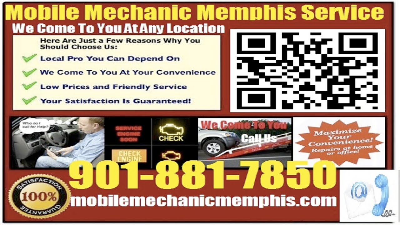 Mobile Auto Mechanic Memphis Pre Purchase Foreign Car ...
